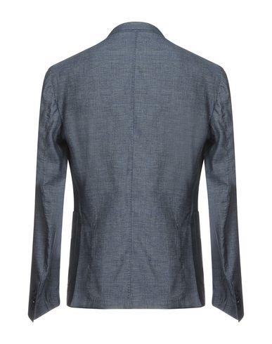 Фото 2 - Мужской пиджак LABORATORI ITALIANI грифельно-синего цвета