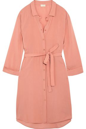 HANRO Crepe shirt dress