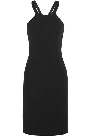 ELIZABETH AND JAMES Imogen stretch-crepe mini dress