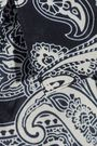 ACNE STUDIOS Printed chiffon shirt