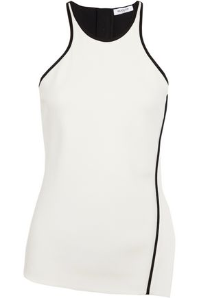 MUGLER Racer-back cady top