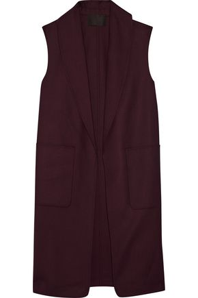 ALEXANDER WANG Stretch-wool gilet