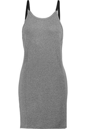LIVE THE PROCESS Jersey mini dress
