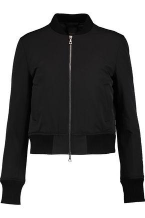 THEORY Daryette shell bomber jacket