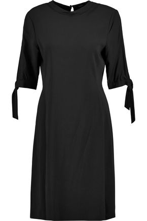 THEORY Alvilla stretch-crepe mini dress