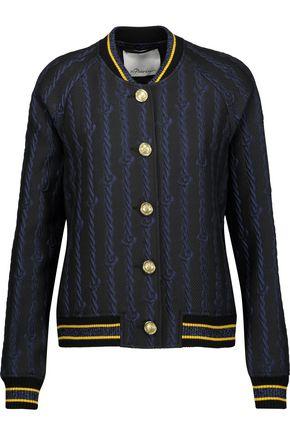 3.1 PHILLIP LIM Printed matelassé jacket
