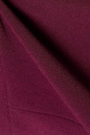 RACHEL ZOE Parma ruffled crepe mini dress