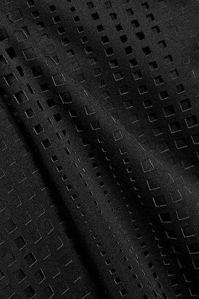 Y-3 + adidas Originals Approach laser-cut shell hooded jacket