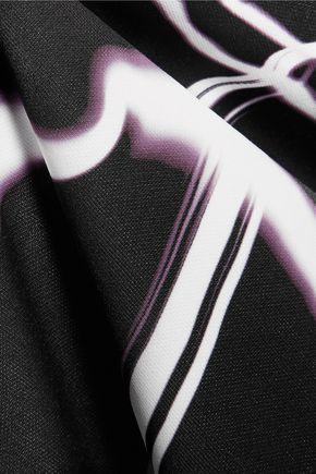 Y-3 + adidas Originals printed jersey jacket