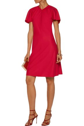 NINA RICCI Wool flannel dress