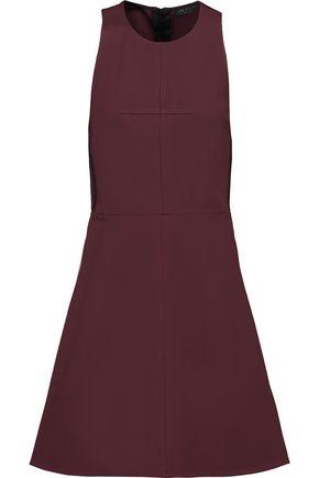 RAG & BONE Sabina silk satin-trimmed faille mini dress