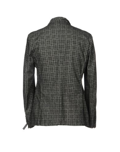 Фото 2 - Мужской пиджак HAMAKI-HO серого цвета