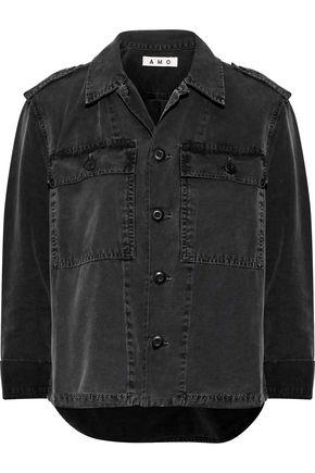 AMO Army denim jacket