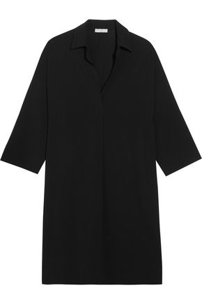 VINCE. Stretch-crepe dress