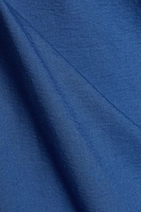 MAJESTIC Cotton-gauze tunic
