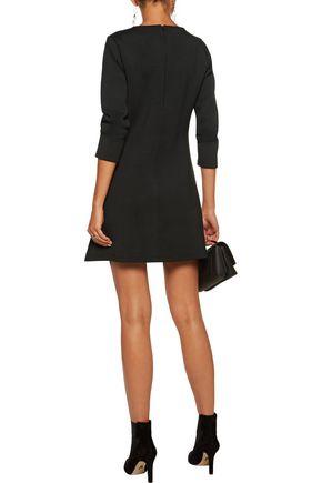 MAJE Neoprene mini dress