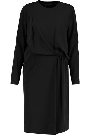 BY MALENE BIRGER Acarmar gathered crepe dress