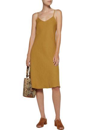 SIMON MILLER Lavon linen dress