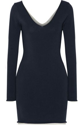A.L.C. Blaine stretch-knit mini dress