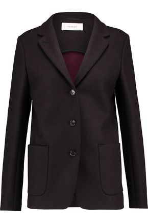 PRINGLE OF SCOTLAND Wool-blend blazer