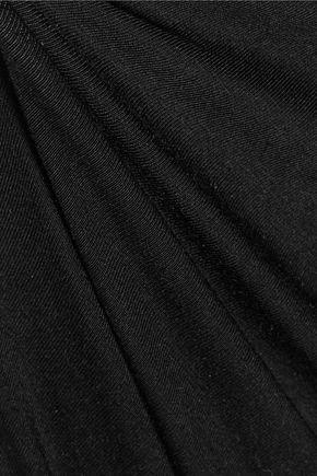 JOSEPH Stretch-jersey top