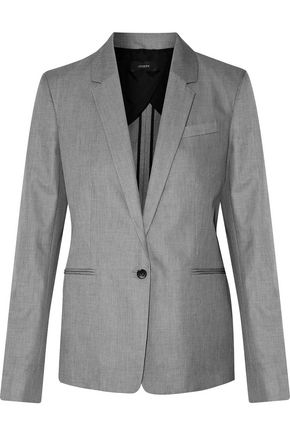 JOSEPH Will cotton-crepe blazer
