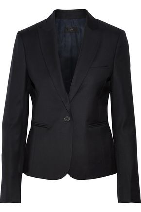JOSEPH New Jaguar wool-twill blazer