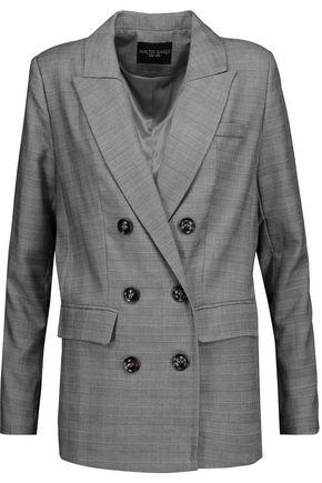 W118 by WALTER BAKER Eliana checked woven blazer
