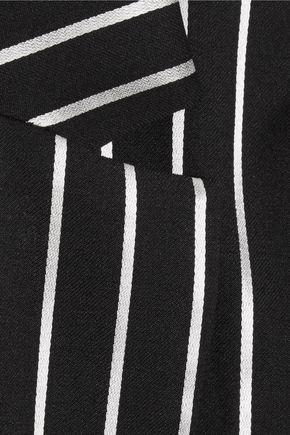 PAUL & JOE Eorchestre pinstriped stretch-twill blazer