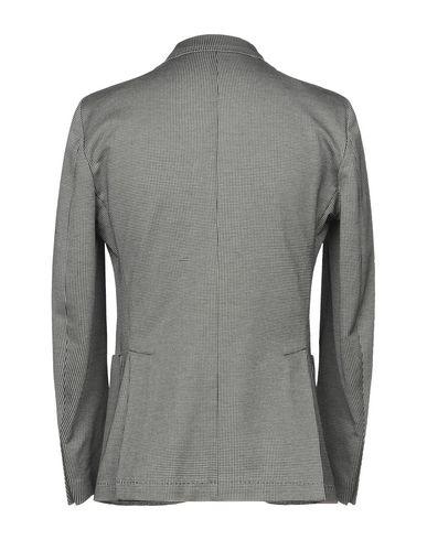 Фото 2 - Мужской пиджак ELEVENTY темно-синего цвета