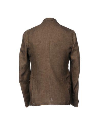 Фото 2 - Мужской пиджак ELEVENTY цвета хаки