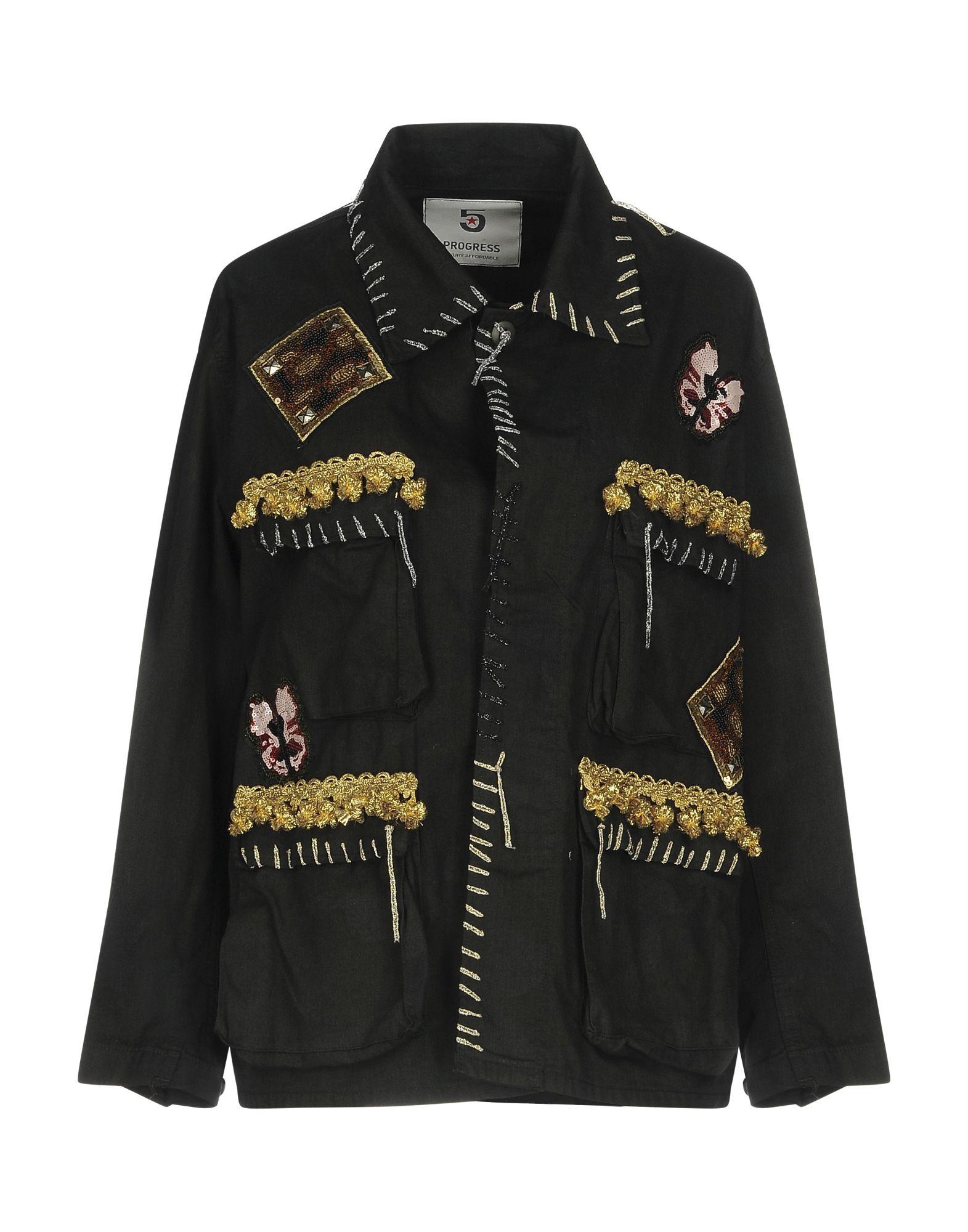 5 PROGRESS Blazer in Black