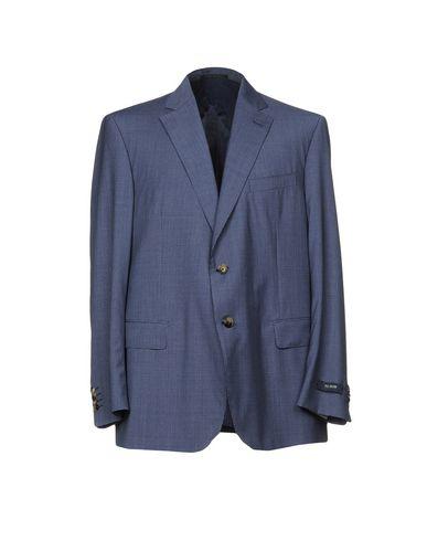 Фото - Мужской пиджак  синего цвета