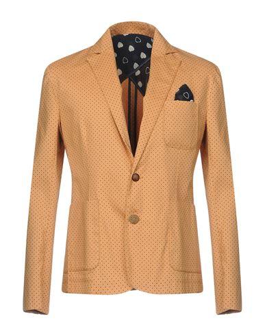 Фото - Мужской пиджак NEILL KATTER оранжевого цвета