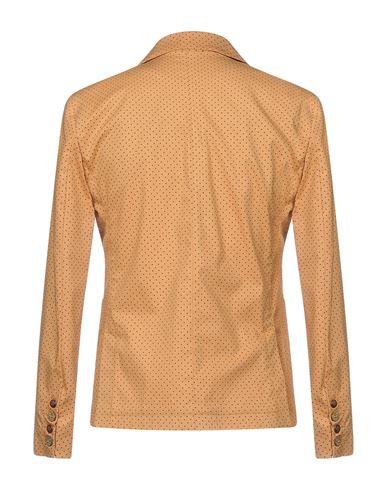 Фото 2 - Мужской пиджак NEILL KATTER оранжевого цвета