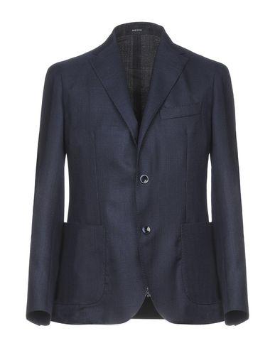 Купить Мужской пиджак ROYAL ROW темно-синего цвета