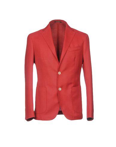 Купить Мужской пиджак ROYAL ROW красно-коричневого цвета
