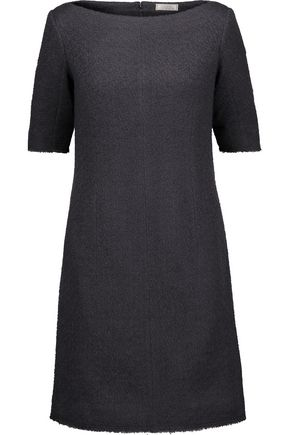 NINA RICCI Fringed bouclé dress