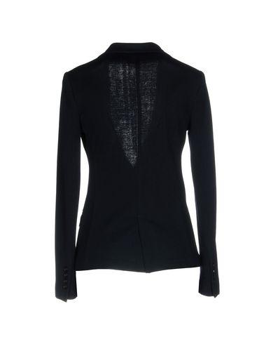 Фото 2 - Женский пиджак ELEVENTY темно-синего цвета