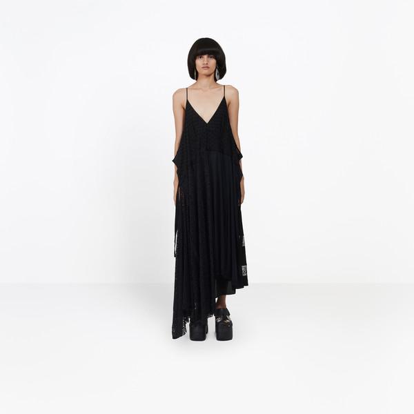 Gewickeltes Slip Dress