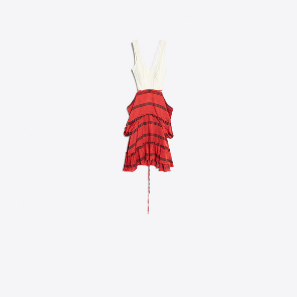 Lingerie Top Dress