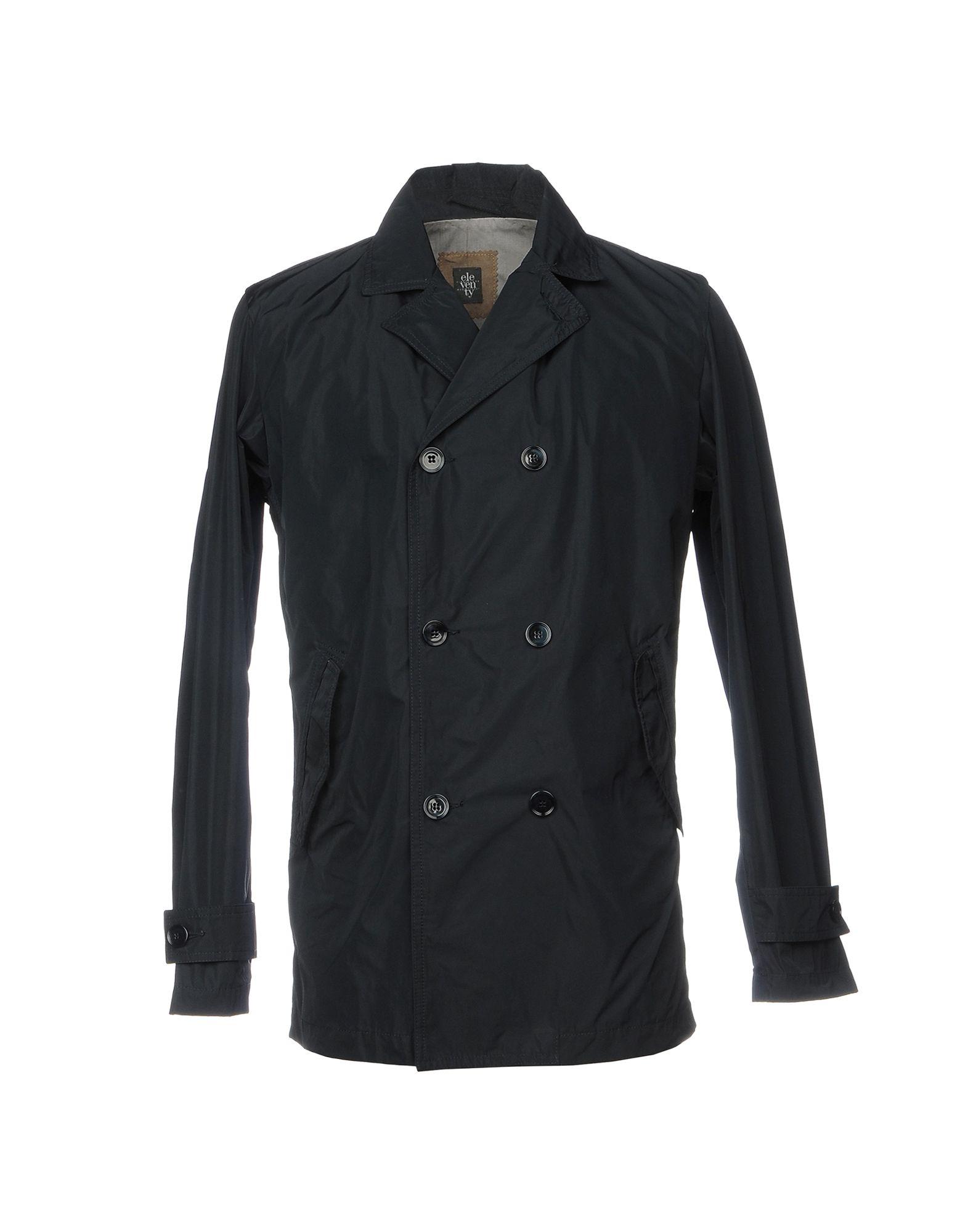 купить ELEVENTY Легкое пальто дешево