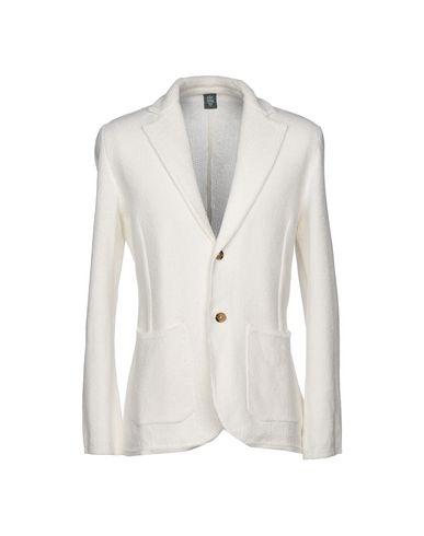Фото - Мужской пиджак ELEVENTY белого цвета