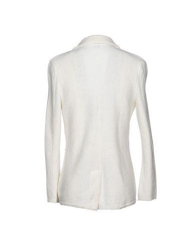 Фото 2 - Мужской пиджак ELEVENTY белого цвета