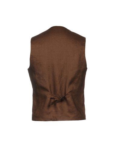 Фото 2 - Мужской жилет  цвет какао