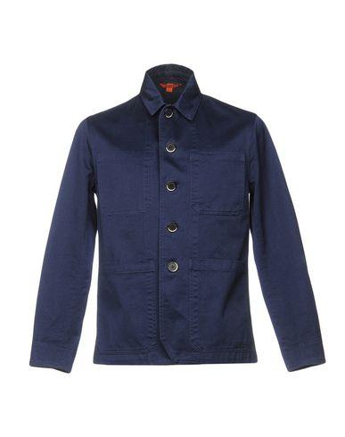 Фото - Мужской пиджак BARENA темно-синего цвета
