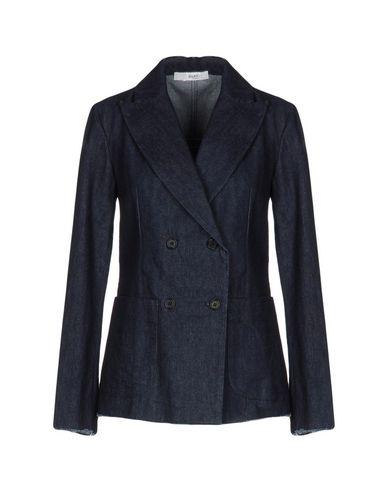 Фото - Женский пиджак BARENA синего цвета