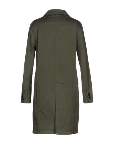 Фото 2 - Легкое пальто от BARENA цвет зеленый-милитари