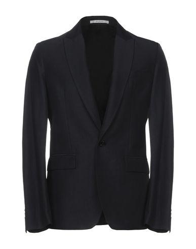 Фото - Мужской пиджак AGLINI темно-синего цвета