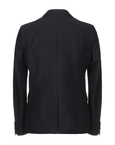 Фото 2 - Мужской пиджак AGLINI темно-синего цвета